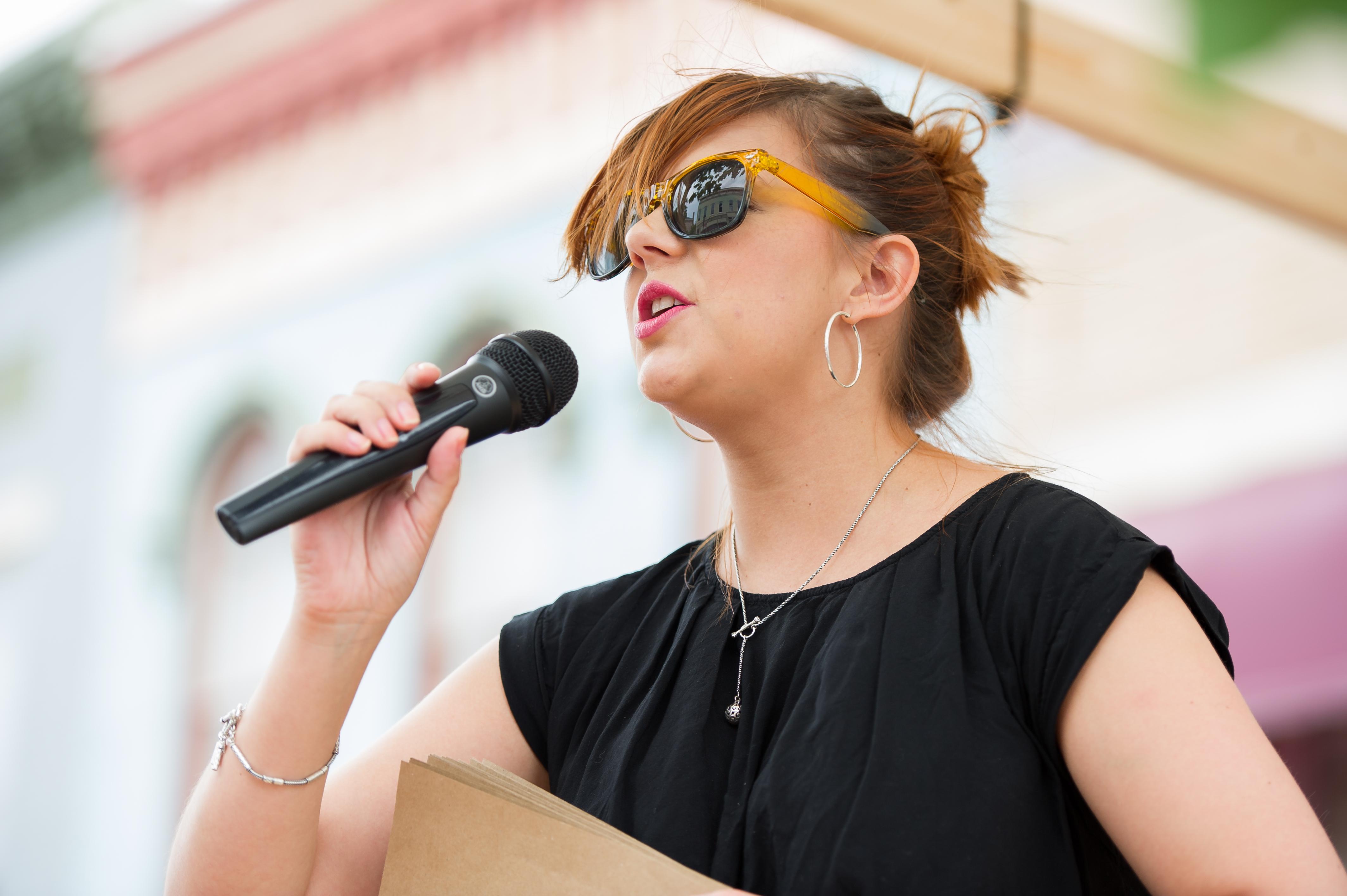 Brittany Garrison - MC