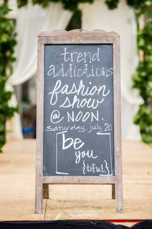 Trend Addictions Fashion Show
