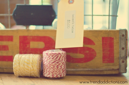 Baker's Twine at Trend Addictions