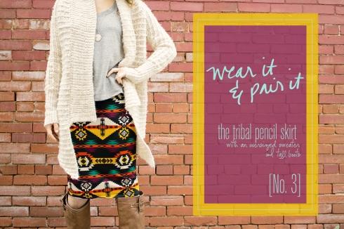 Wear it & Pair it